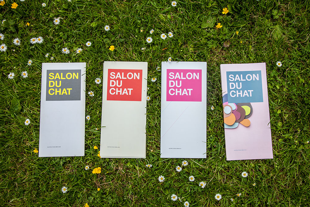 Salon du Chat menus