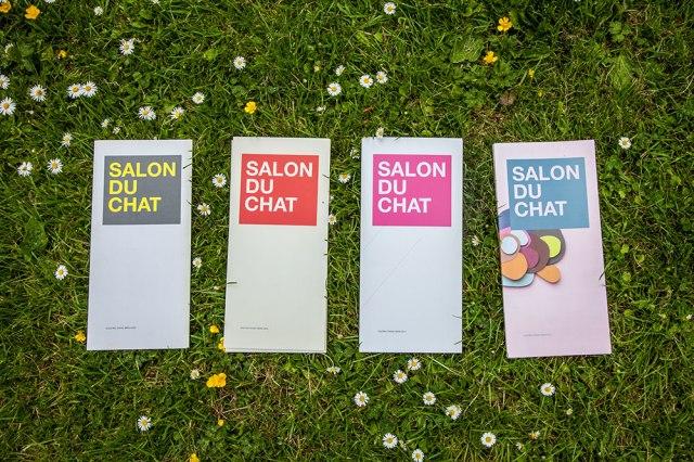 Salon du Chat menus