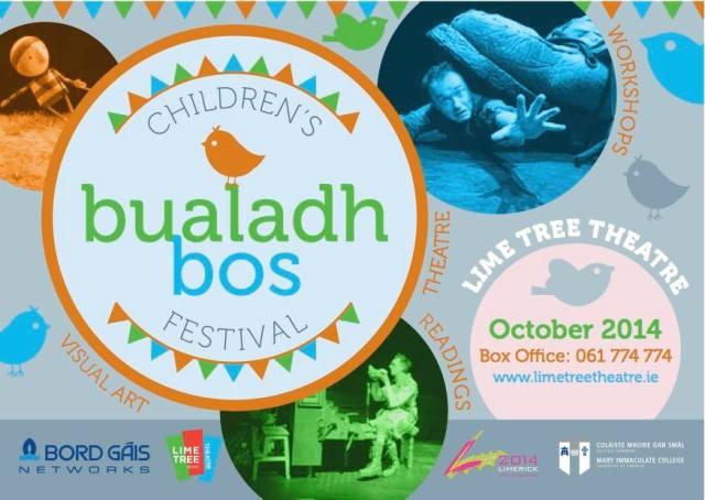 Bualadh Bos Cgildren's Festival