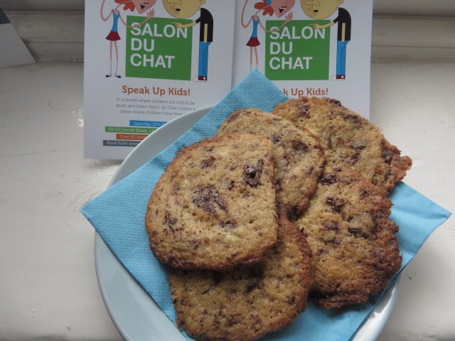 Salon du Chat cookies