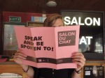 Salon du Chat menu at Hearsay Festival
