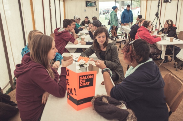 Salon du Chat at Electric Picnic 2014