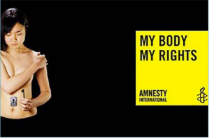 Amnesty: My Body My Rights