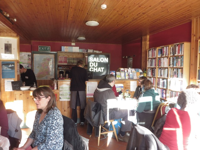 Salon du Chat at HearSay in 2014